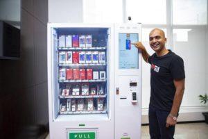 pengertian cara kerja vending machine