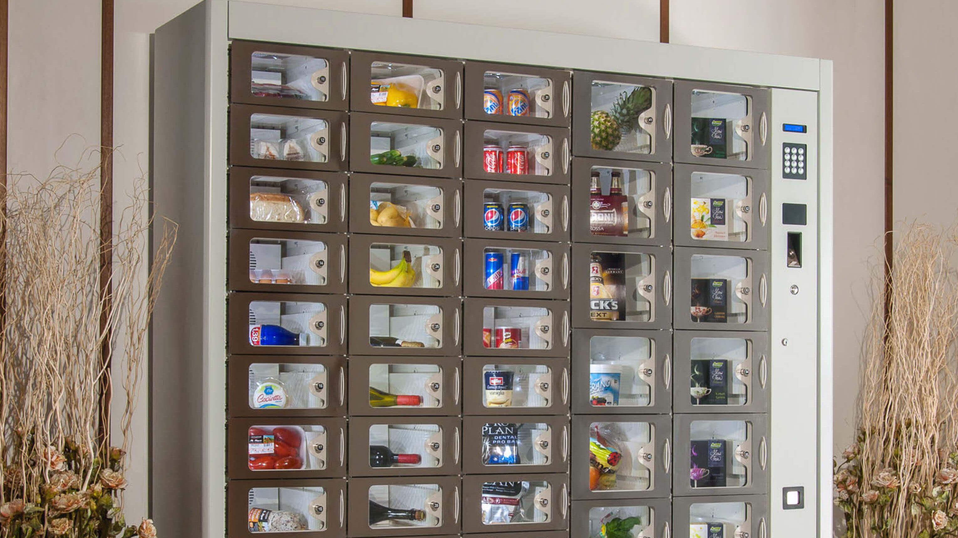 vendor vending machine