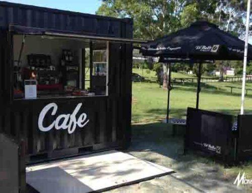Inspirasi Bisnis Kuliner Jadi Keren Dengan Booth Container