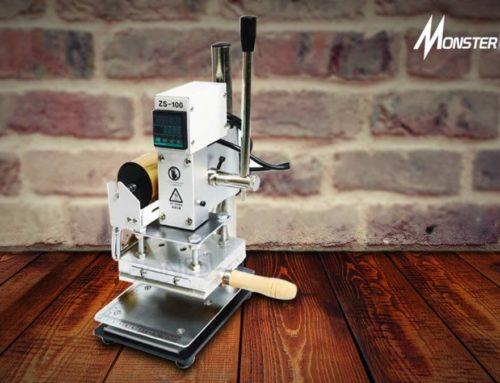 Cara Menggunakan Mesin Hot Stamping Foil