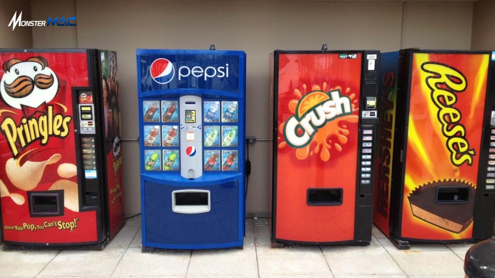 kelebihan vending machine