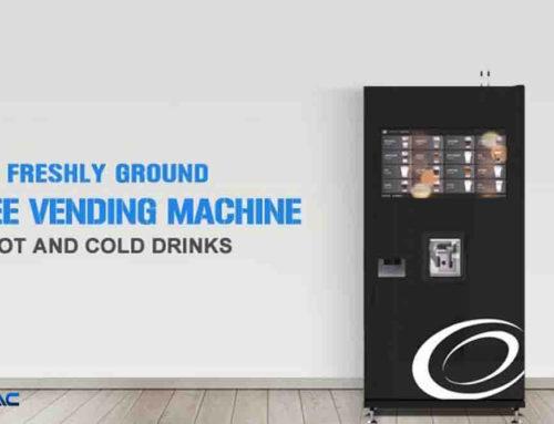 Jual Vending Machine Kopi Custom Sesuai Keinginan