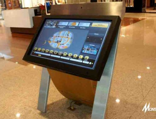 Kiosk Touchscreen Berkualitas Untuk Puskesmas