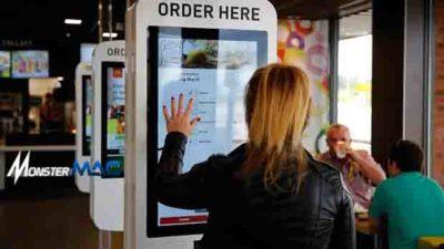 distributor kiosk