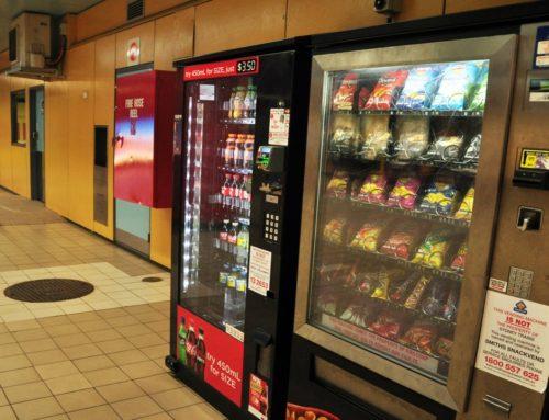 Memulai Bisnis Vending Machine: Kalo Bisa Sewa, Kenapa Harus Beli?