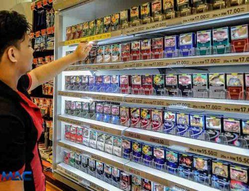 Vending Machine Rokok di Jepang, Belinya Harus Pake Kartu