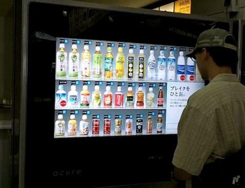 Sejarah Bertumbuhnya Vending Machine di Jepang