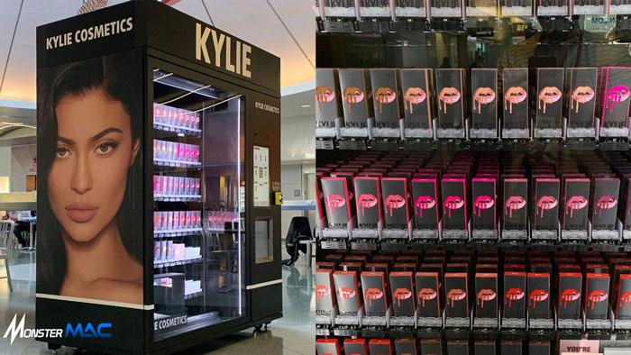 vending machine kosmetik