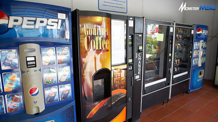 Vending Machine Populer