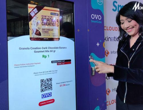 Vending Machine Ovo: Inovasi Bisnis Ritel Dengan Transaksi Non Tunai