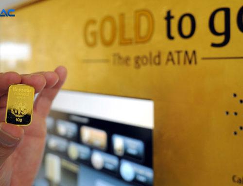 Vending Machine Perhiasan Inovasi yang Mudahkan Transaksi Pembelian Emas