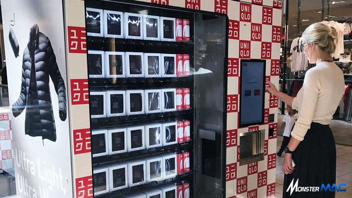 kelebihan vending machine pintar