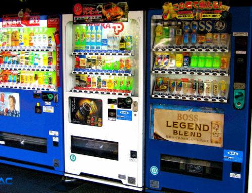 Cepat Balik Modal dengan Bisnis Vending Machine