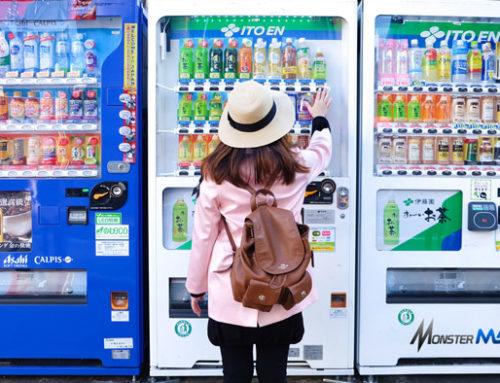 Mengenal Vending Machine Secara Lebih Dekat