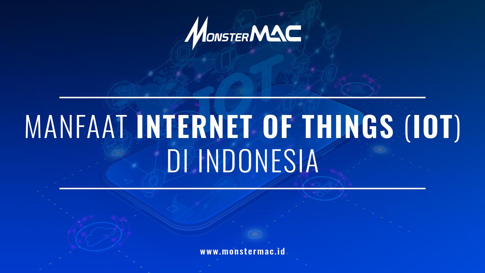 Manfaat internet of things