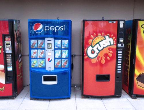 Jangan Kaget! Ini 20 Jenis Vending Machine yang Unik dan Nyeleneh