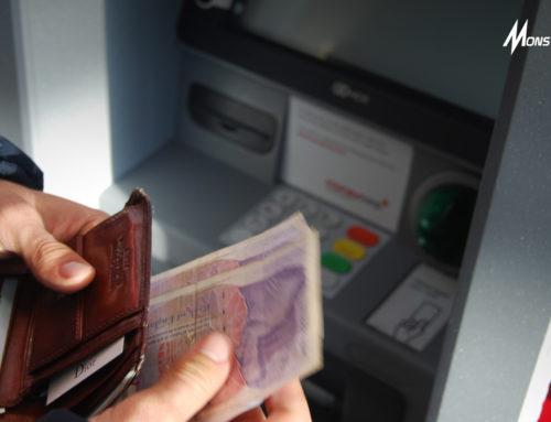 Sistem Kerja ATM Dalam Membaca Kartu dan Mengeluarkan Uang