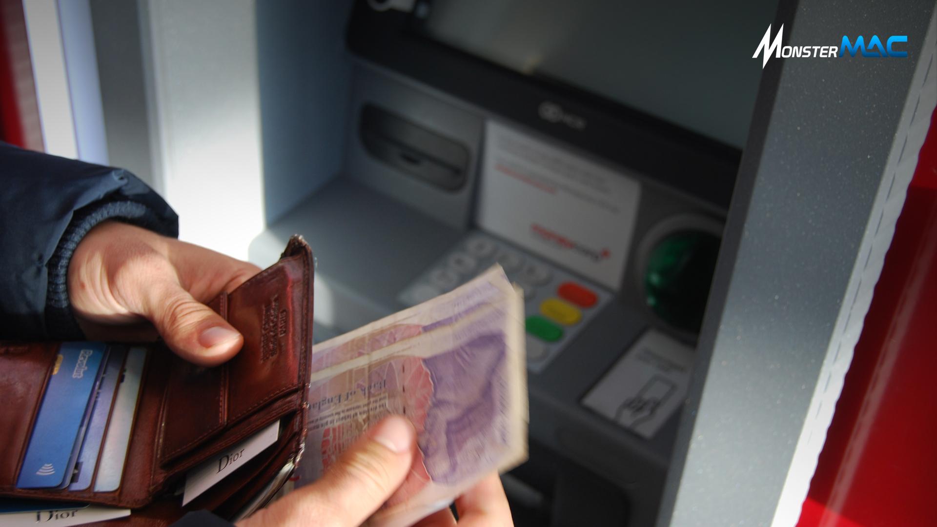Sistem kerja ATM