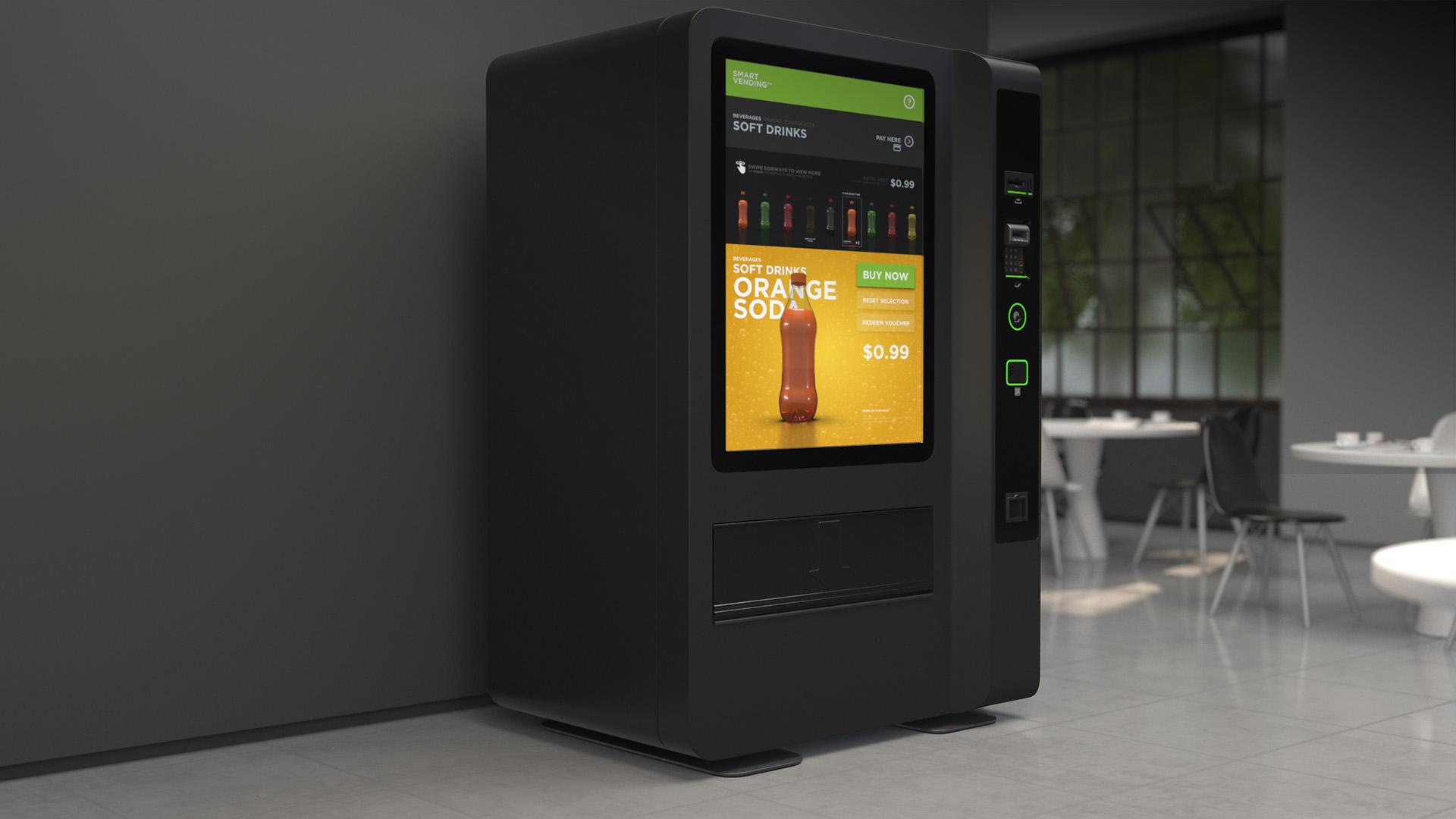mesin penjual otomatis