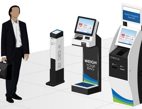 Kiosk Self Serving Pangkas Biaya Operasional Resto Cepat Saji
