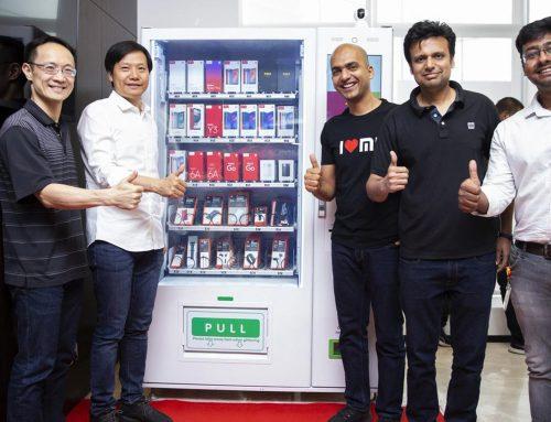 Kini Bisa Beli Smartphone Xiaomi Incaranmu Dari Vending Machine