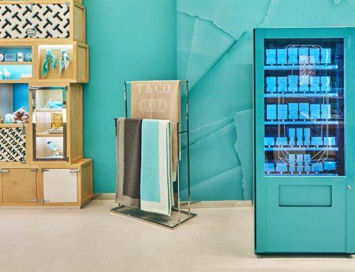 Gak Takut Bau, Beli Parfum Kini Bisa Dari Vending Machine