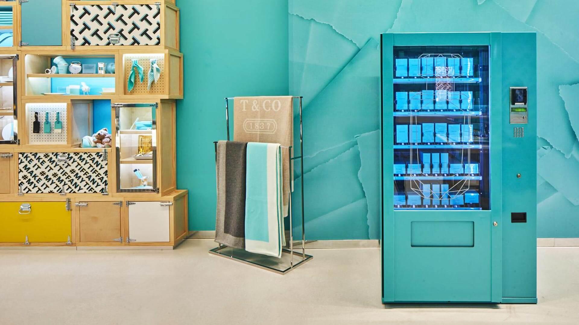 vending machine parfum