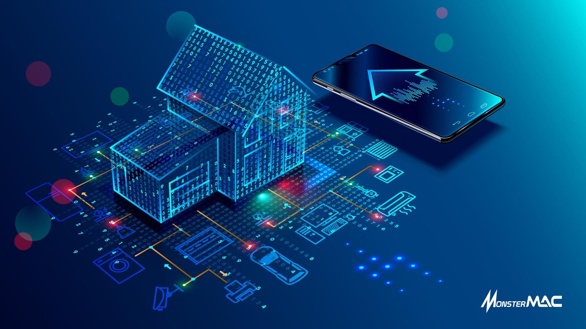 smart home berbasis iot