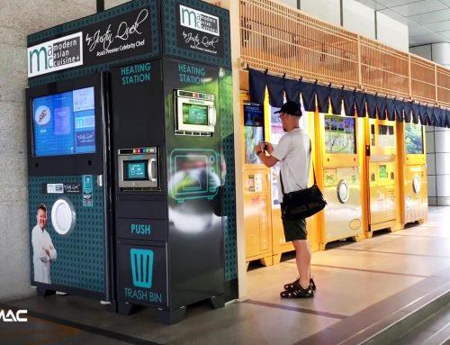Melihat Trend Vending Machine Singapura yang Tidak Ada Matinya