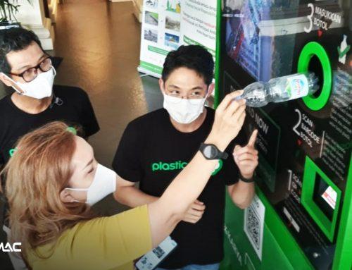Vending Machine Plasticpay, Ubah Sampah Botol Plastik Jadi Bernilai Tinggi