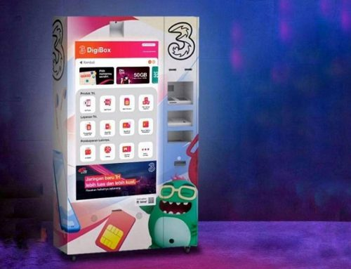 3DigiBox Semarakkan Vending Machine Indonesia. Seperti Apa?