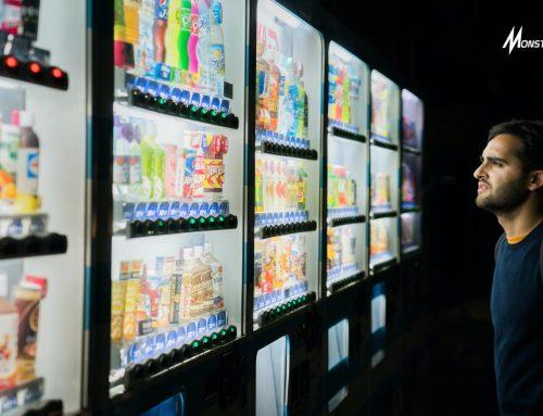 Menguntungkan dan Cepat Balik Modal, Jadikan Harga Vending Machine Murah