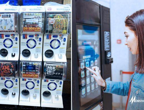 Macam-macam Vending Machine Unik, dari Jualan Kaos Kaki hingga Emas
