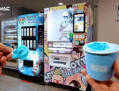 Jual Es Krim Lebih Efisien dengan Vending Machine Ice Cream