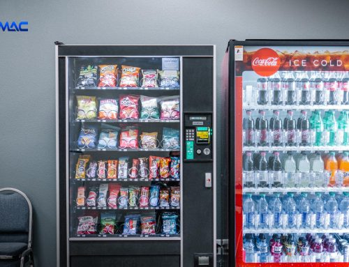 Vending Machine Cemilan dan Minuman Paling Populer untuk Bisnis