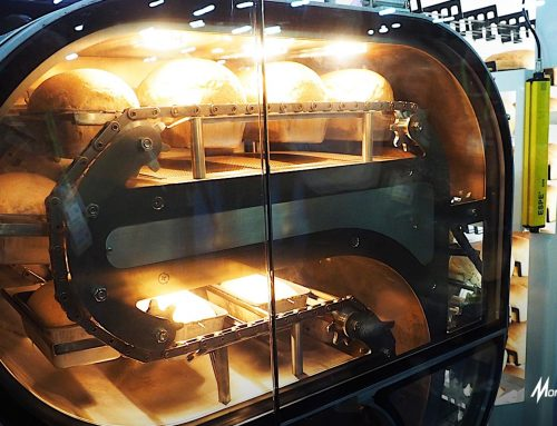 Vending Machine Roti Otomatis sajikan Makanan Hangat dan Lezat